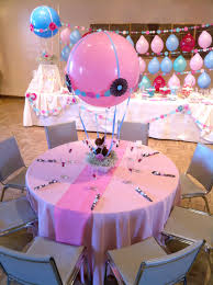 bunny and air balloons for easter holidays pinterest