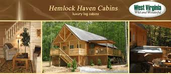 Luxury Cottage Rental by West Virginia Cabin Rentals West Virginia Lodging Hemlock Haven Wv