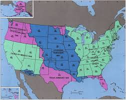 Map For United States by United States Territorial Acquisitions Wikipedia