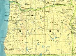 Newport Oregon Map by Oregon Map