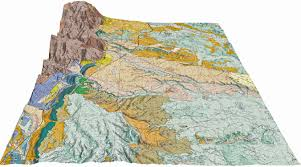 County Map Of Colorado Of 00 03 Geologic Map Of The Colorado Springs Quadrangle El Paso