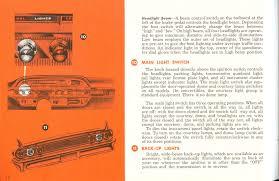 1961 mercury owners manual mercury automobile history u2013 super