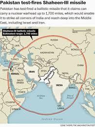 Pakistan On The Map Haq U0027s Musings Gen Kidwai On Pakistan U0027s 2nd Strike Capability And