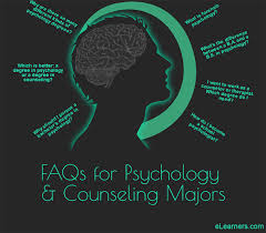 psychology and counseling major faq