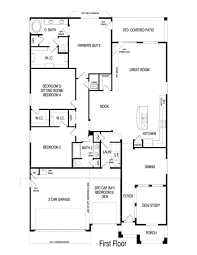 Centex Home Floor Plans by Pulte Homes