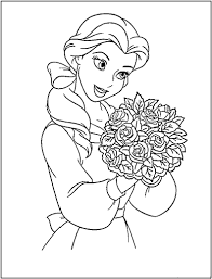 printable disney princess coloring pages princess coloring pages