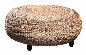 wicker storage coffee table coffee tables thippo