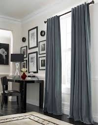 furniture curtain ideas for large windows adding interior