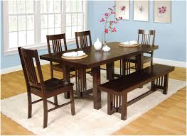 Upholstered Dining Bench Dining Room Wood Dining Table Bench Plans Image Of Dining