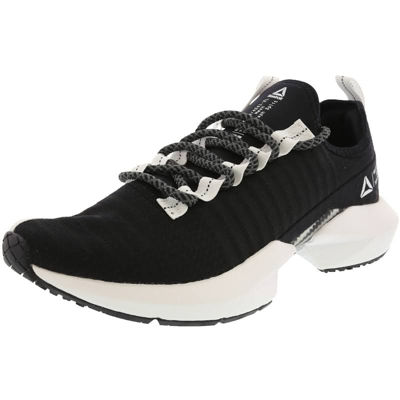 Reebok Sole Fury Black / True Grey White Ankle-High Running 10M