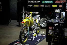 motocross news james stewart james stewart suzuki factory pit intense tracer t275 sick lines