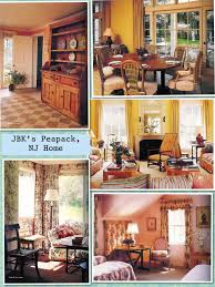 Images Of Home Interiors by Interior Views Of Jackie U0027s Peapack Nj Home Kennedys Homes