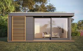 Backyard Office Prefab by Uk Garden Pods U0026 Outdoor Office Building Designed By Pod Space