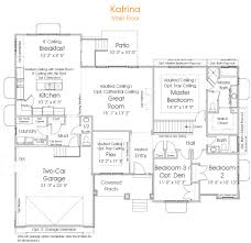 katrina rambler house plan eric likes this one a lot but it