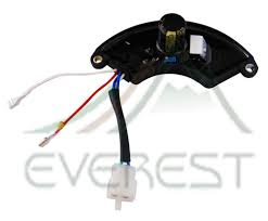 new voltage regulator fits honda eb6500sx em6000gp generator avr