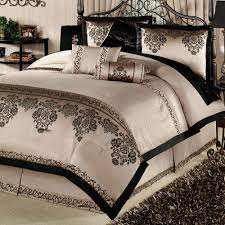 bedroom modern bedroom decor with comforters and bedspreads