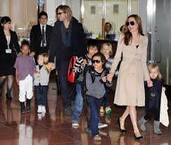 angelina jolie and brad pitt actors and activists today com