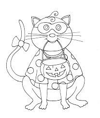 free dearie dolls digi stamps halloween fat cat