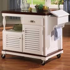 Kitchen Trolley Designs by Mobile Kitchen Island Home Design Ideas