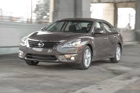 nissan altima for sale cheap the big test 2014 2015 midsize sedans motor trend