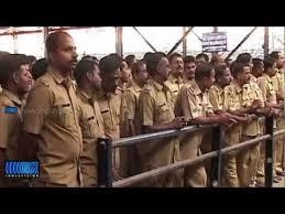 ஆந்திர  காவல் துறையின் மத உரிமையை பறிக்க முயலும் காங்கிரஸ்  அரசு