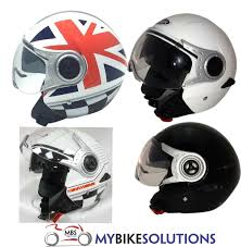 open face motocross helmet viper rs v18 open face moped motorcycle motorbike jet scooter city