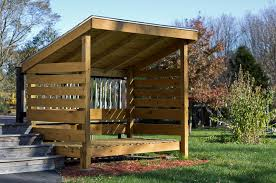 Free Saltbox Wood Shed Plans by How To Build A Wood Storage Shed Ehow Building A Wood Shed