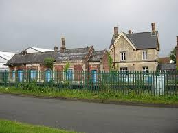 Charfield railway station