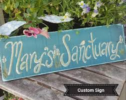 Personalized Signs For Home Decorating Custom Wood Signs Etsy