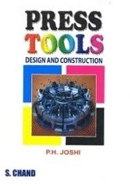 press tools design and construction 2nd edition buy press