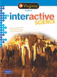 interactive science grade 6 etext science education virginia