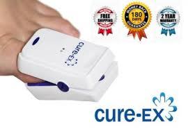 cure ex home nail fungus laser treatment