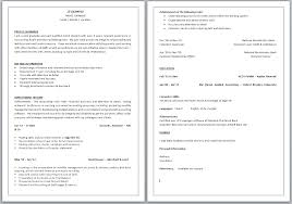 Administrator Cover Letter Example   icover org uk Resume and Template CV example    CV example