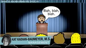 Informative Speech Essay Examples Helping Your Audience Learn During Informative Speeches