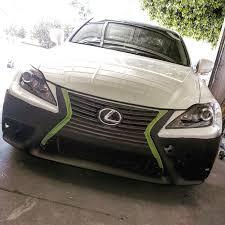 lexus hs 250h bumper 3is non fsport conversion bumper for 2is clublexus lexus forum
