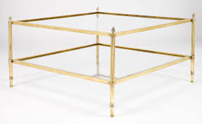 coffee tables mesmerizing fact brass coffee table vintage and