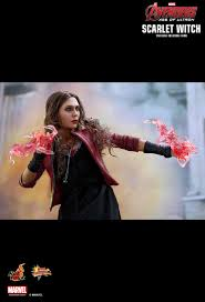 marvel scarlet witch costume toys avengers age of ultron scarlet witch 1 6th scale