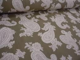 Home Decor Fabric Sale Pattern Chelsea Paisley Home Decor Designer Fabric Color Chocolate