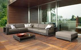 Modern Outdoor Sofa by Decorations Outdoor Sectional Furniture Home Design By Fuller