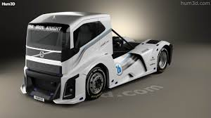 volvo truck design 360 view of volvo the iron knight truck 2016 3d model hum3d store