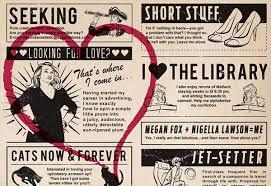 Lisa Kogan online dating ad