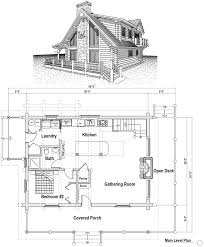 A Frame Cabin Floor Plans With Loft Small A Frame Cabin Plans With Loft Galleryimage Co