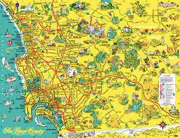 Zip Code Map Of Los Angeles by Map Of San Diego County Cities You Can See A Map Of Many Places