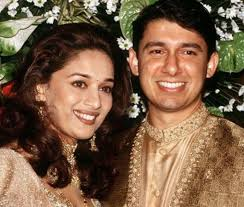 Madhuri Dixit and Dr. Shriram Nene - Madhuri-Dixit-and-Dr.-Shriram-Nene-wedding-pics