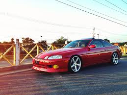 jdm lexus stance nation the world u0027s newest photos of red and sc400 flickr hive mind