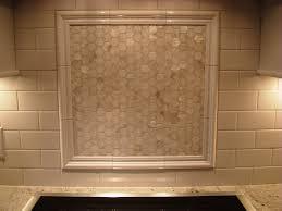 Cream Subway Tile Backsplash by Tumbled Marble Subway Tile Backsplash Backsplash Amys Office