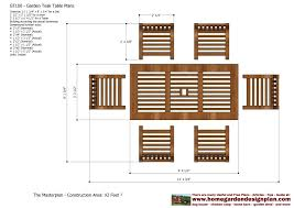 Free Outdoor Furniture Plans by Outdoor Furniture Plans Furniture Design Ideas