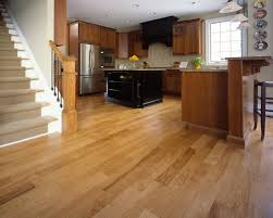 Hardwood In Kitchen by House Flooring Ideas