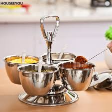 Stainless Steel Canisters Kitchen Online Buy Wholesale Metal Canisters Kitchen From China Metal