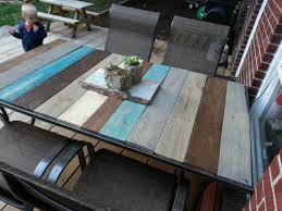 Pallets Patio Furniture - if you u0027re looking for an all natural wood stain for your projects